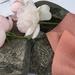 3m plant-dyed silk ribbon - Pink