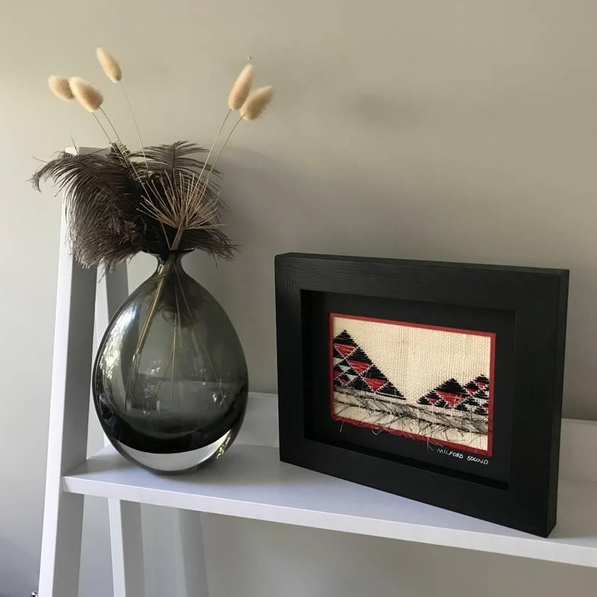 DIY Taniko Landscape Kit - Milford Sound