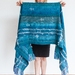 The Tui Wrap, Handwoven from New Zealand Yarns
