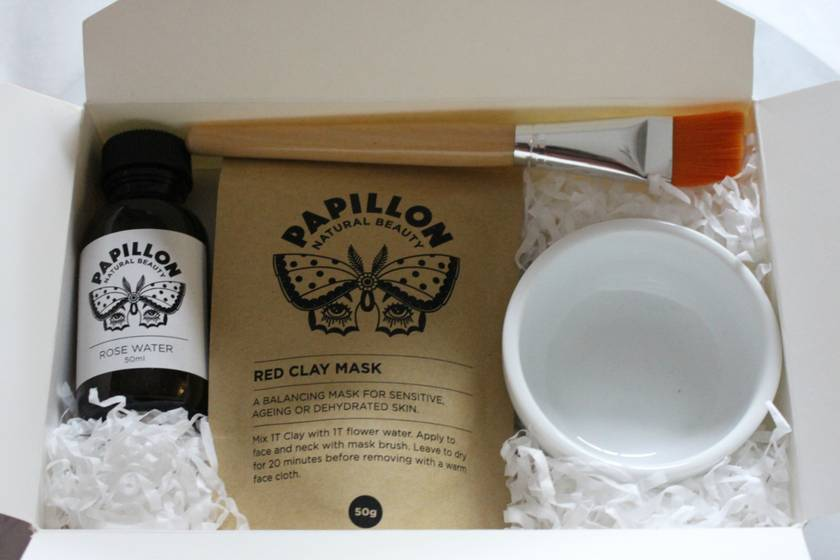 Red Clay Mask Gift Set