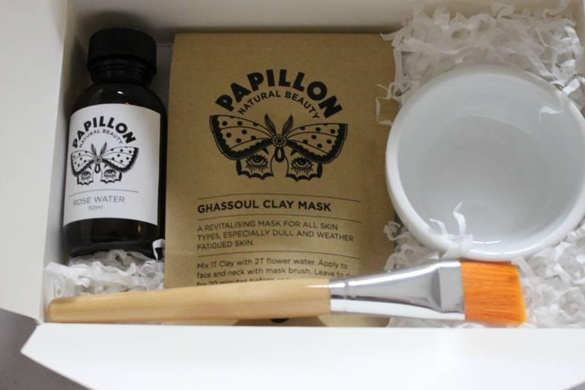 Ghassoul Clay Mask Gift Set
