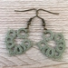 Anchors Away - Tatted Lace Earrings