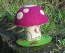 Toadstool house