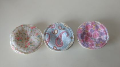 Reusable Breast Pads x 3 sets