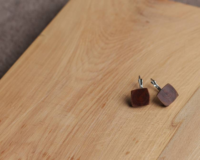Autumn Manuka Earrings