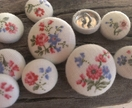 Wildflowers (buttons set)