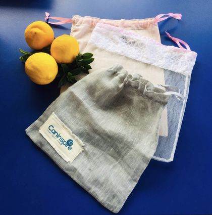Reuseable Eco produce Bags