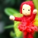 Pohutukawa Fairies (Baby & Girl)