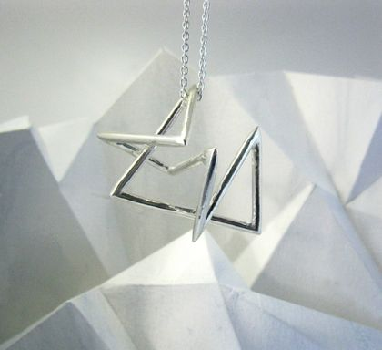 Mountain pendant