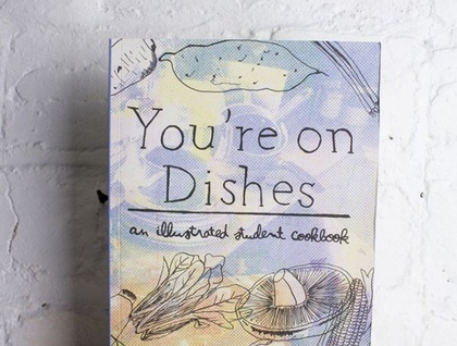 You're On Dishes Cookbook