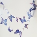 Make your Own Super Simple Butterfly Garland ages 3+