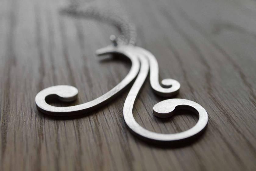 Weld Necklace – Metal