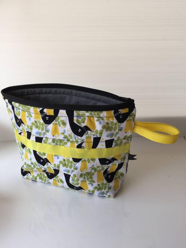 Zip Bag - Tui