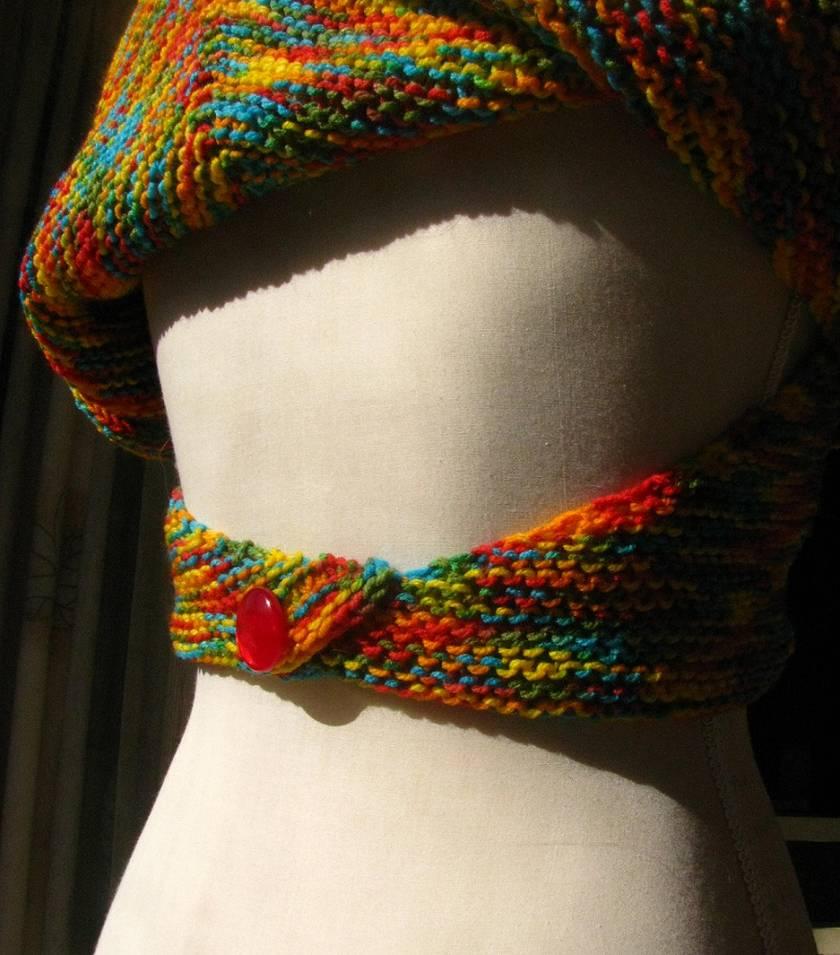 Rainbow Wrap (Outlander)