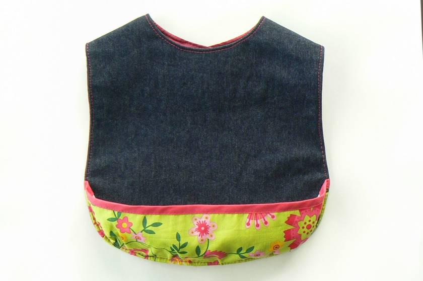 Baby Bib PDF Sewing Pattern in 3 designs - easy-to sew   Felt