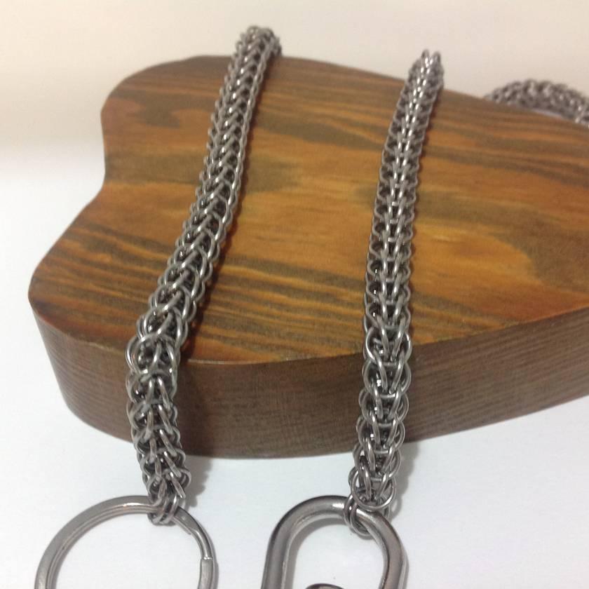Wallet Chain Handmade