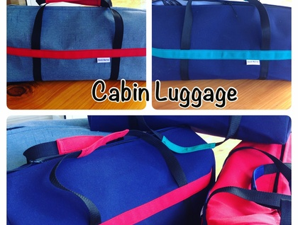 High quality cabin bag/carry on luggage