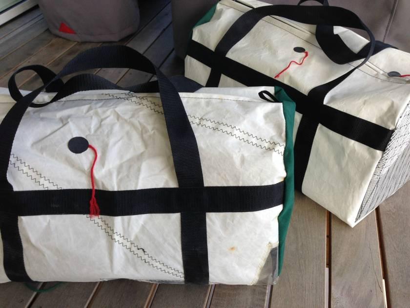Sail gear bag