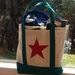Recycled Sail Shopping bag