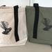 Piwakawaka tote shopping tote shoulder bag