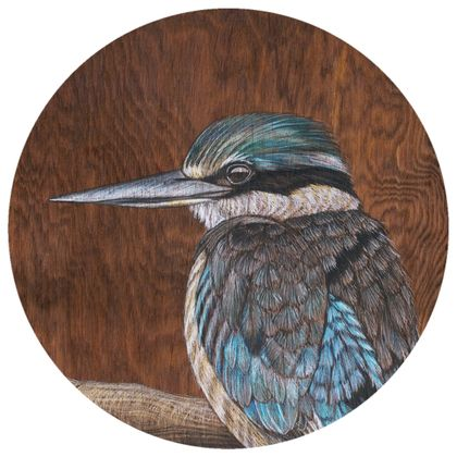 KOTARE (KINGFISHER) DECAL 280MM