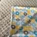 Modern design Unisex baby/toddler minky  blanket