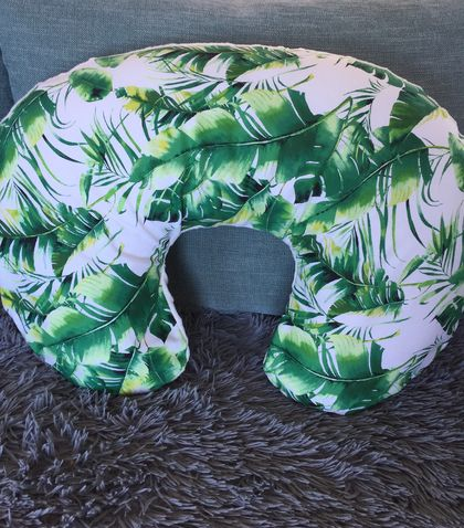 Nursing pillow cover