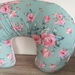Nursing pillow cover FLORAL
