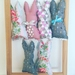 Easter Decor- Happy Easter bunnies