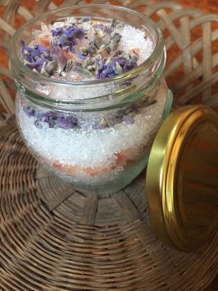 Lavender - Bath Salts