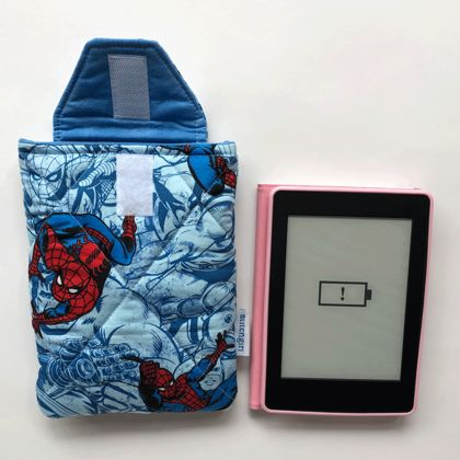 Superman -  Kindle Holder