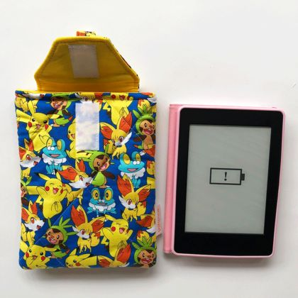 Pokemon Kindle Holder