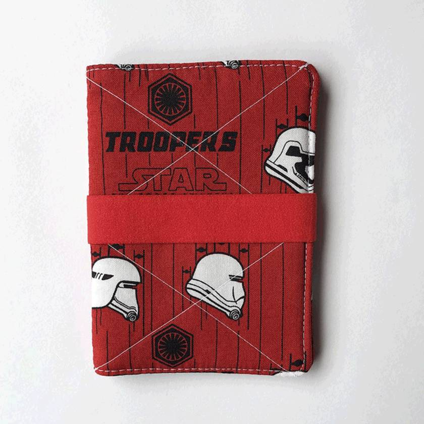 Passport Holder - Star Wars Troopers