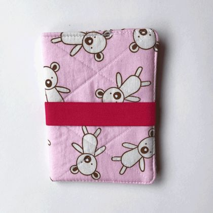 Passport Holder - Baby Pink