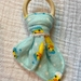 Wooden Teething Ring - Ducky