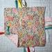 Tag Cloth ~ Soft Floral