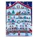 Christmas Advent Calendar - Santa's & his Helpers