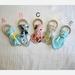 Bunny Ear Teether - Your Choice