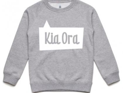 Kia Ora Sweatshirt