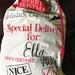 Special delivery Santa Sack