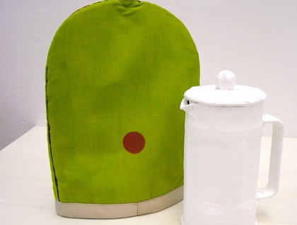 coffee plunger cosy/warmer