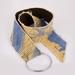 Reversible handpainted belt