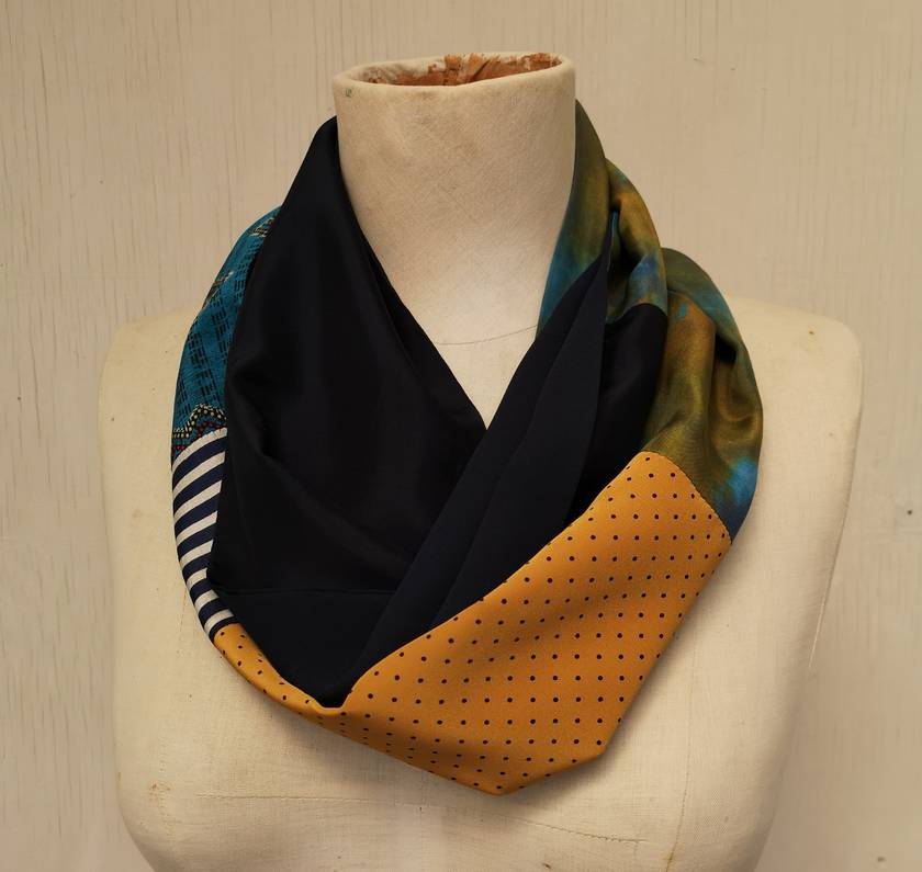 summer weight  scarf