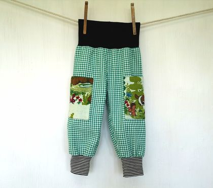 kids pants in needlecord  - size one to two