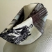 Silk  infinity scarf with horse