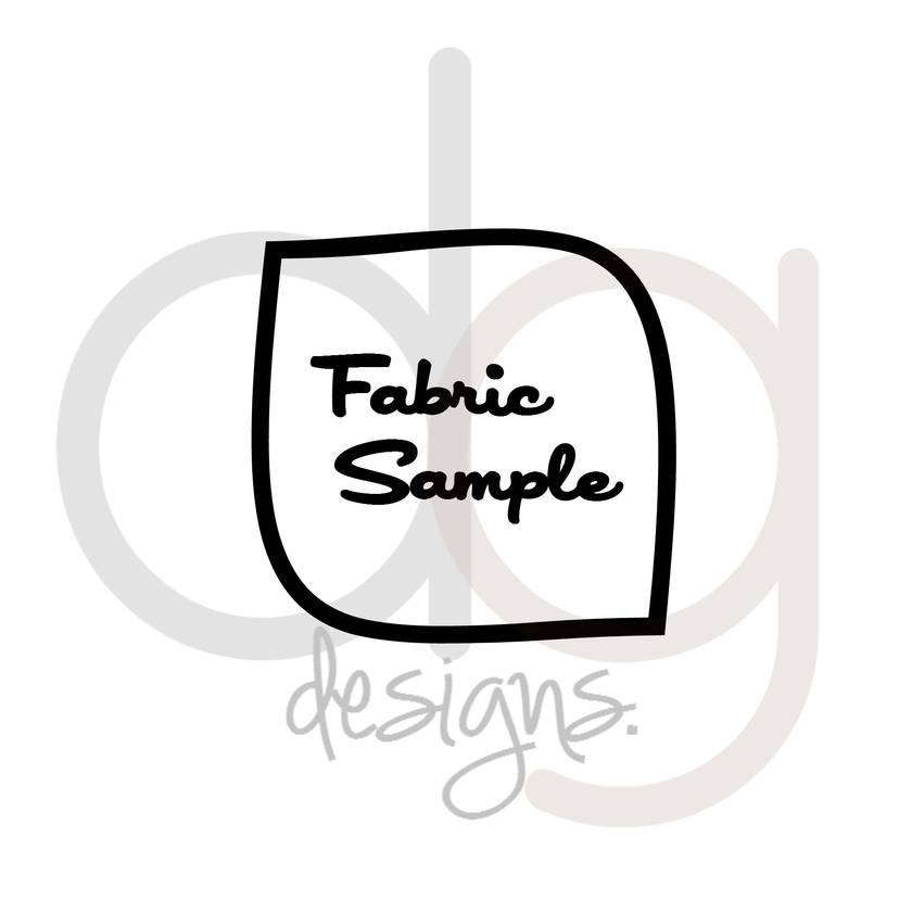 Fabric sample - Fabric swatch