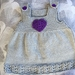 PINAFORE KNITTED