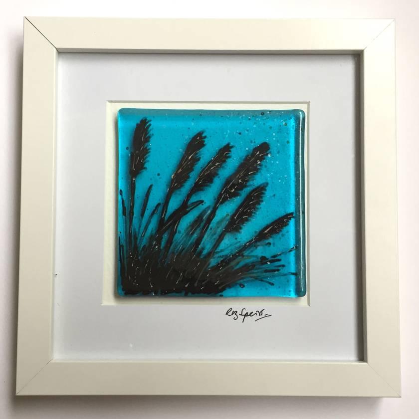 """Kiwi Classics"" - Fused Glass Pictures"