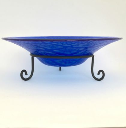 Blue Diamonds Bowl