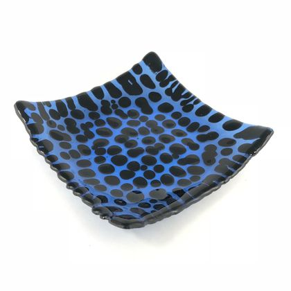 Blue Jungle Dish